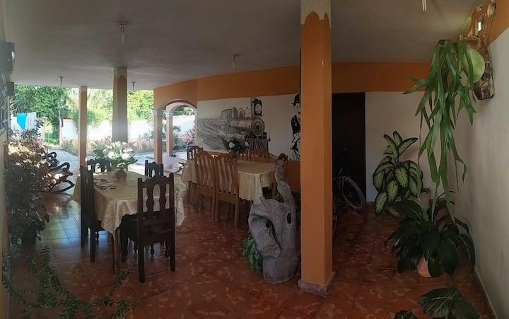 Casa Naturaleza Felix Y Zoilita