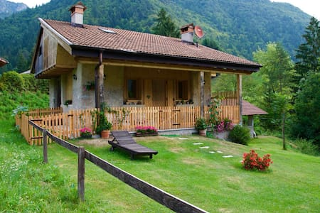 Cottage natura in Valle di Ledro