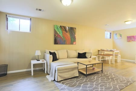 Charming Lower Level Suite!