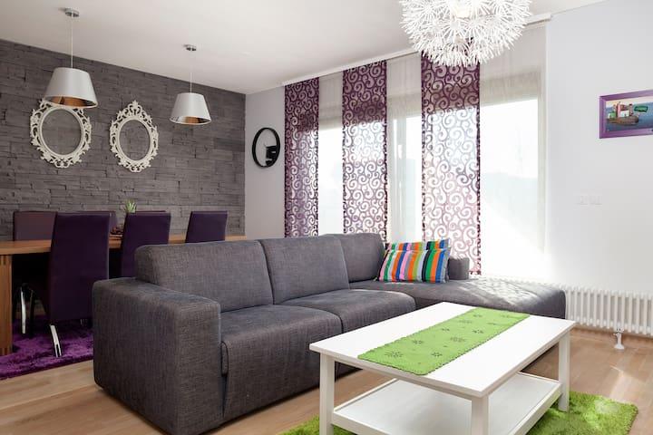 Apartment LunaRo, 4⭐, 74 sqm