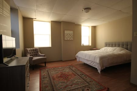 Cozy apartment just 10 minutes from downtown