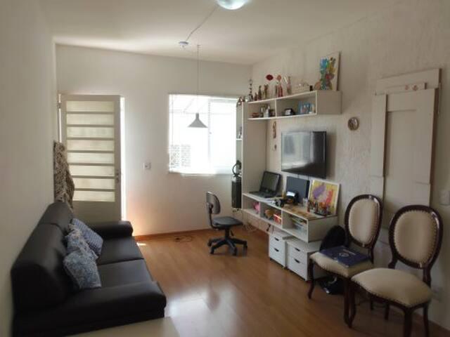 Apartamento super arrumadinho Buritis2/BH - Belo Horizonte - Apartment