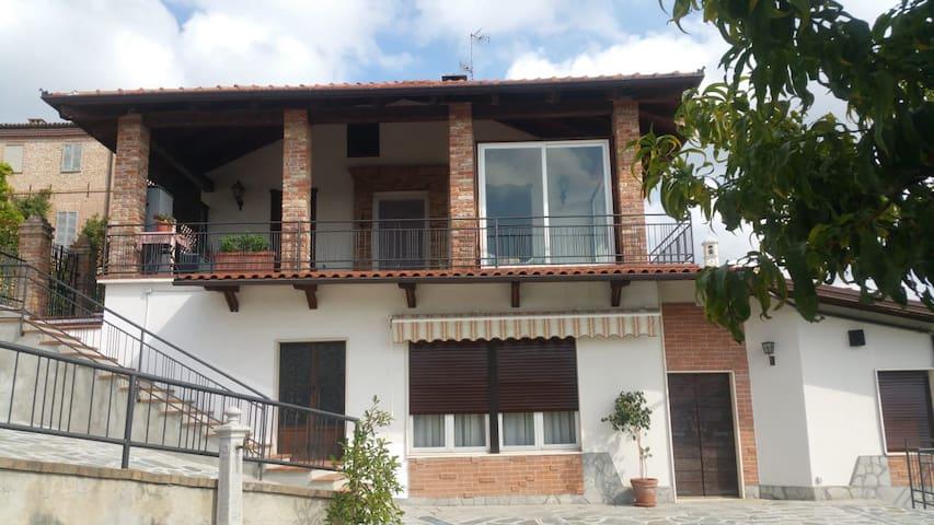 Villa Giulia -Suite - Montegrosso Corso Re Umberto
