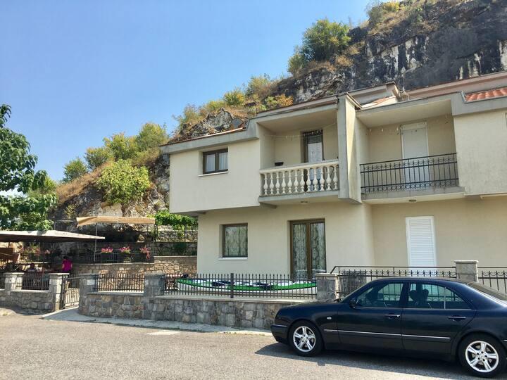 Villa on the Skadar lake