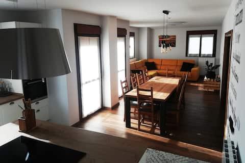 Espaciosa casa a 12' de Vitoria N° Reg. EVI00149