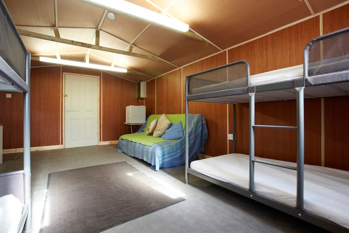 No Bedding Basic Bunkhouse