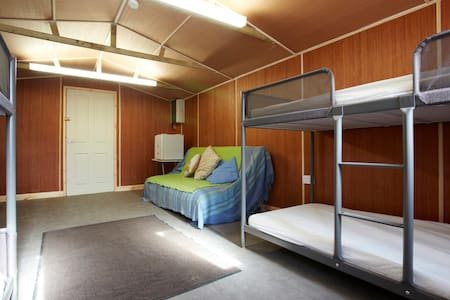 Bunkhouse for active Yorks holidays - Leeds - Srub