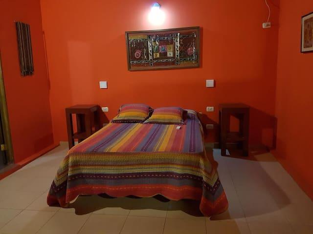 Casa Yaguarete room two people - Puerto Iguazú - Bed & Breakfast