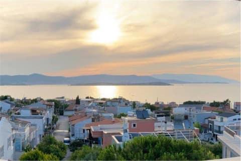 Unique sea view villa in Urla