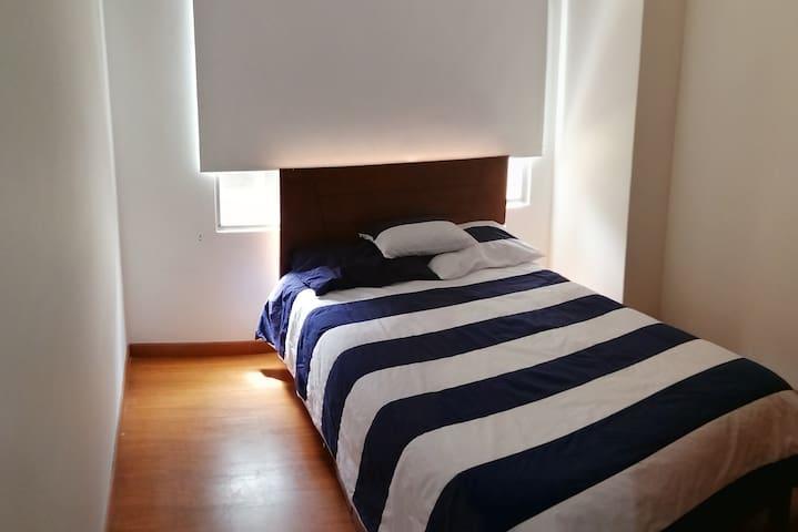 Habitacion con baño privado en Chapinero, Bogota