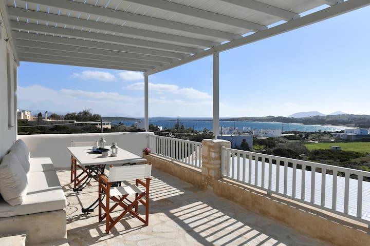 Sea Swell Studio at Santa Maria, Paros