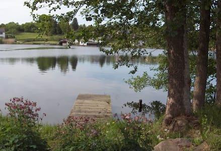 Wunderschöne Ferienwohnung kurzfristig frei - Feldberger Seenlandschaft - Pis