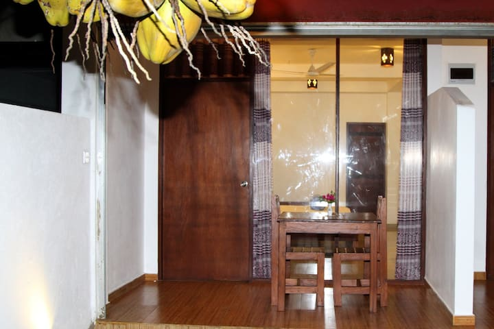 DASA BEACH VIEW - TWO BED ROOMS - Habaraduwa - Bed & Breakfast