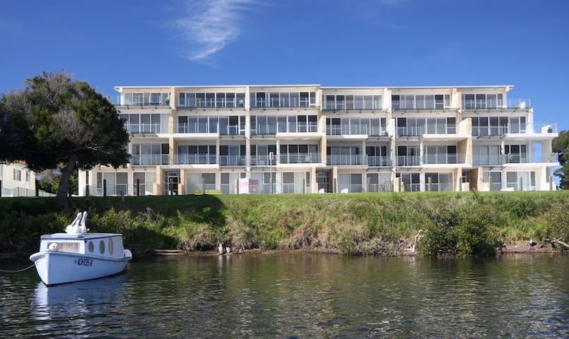 Regatta 13 Forster - Opposite the Lake - Forster - Apartament