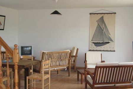 Gîte tout confort, 7 pers, proche plage, au calme - Quettreville-sur-Sienne - Doğa içinde pansiyon