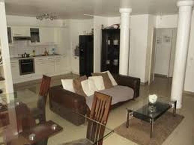 Appartement simple - Cergy - Appartement