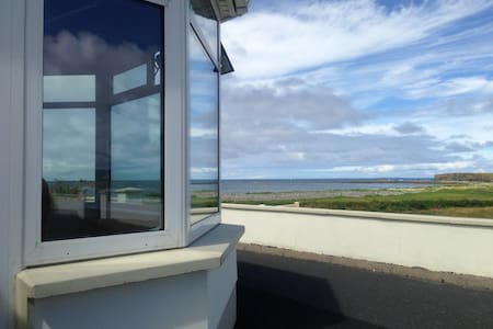 Relax by the Sea on the Wild Atlantic Way. - Quilty - Cabana