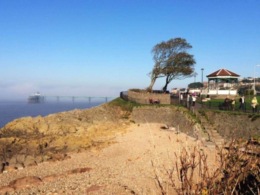 Clevedon has the UK's most beautiful pier (officially)