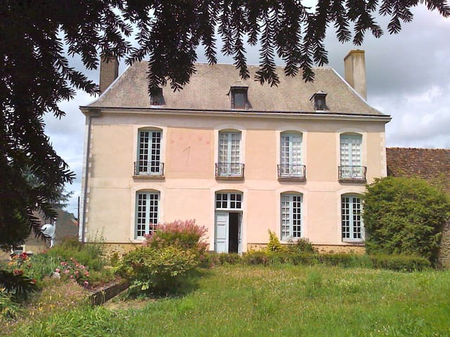 The Big House (la grand'Maison) - Requeil - Penzion (B&B)