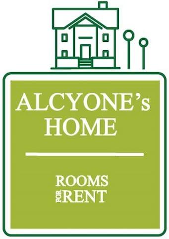 ALCYONE'S HOME ROOM #2