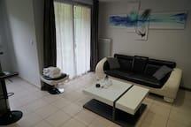 Appartement avec jacuzzi intérieur privatif