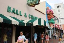 Historic Ball and Chain has the best mojitos and live Cuban music in Miami