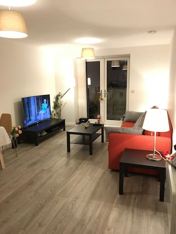 Luxury Double Room - Borehamwood - Wohnung