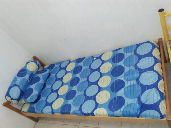 A convenient homestay in Toko Tiga-Glodok