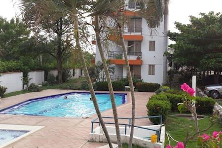 Cómodo y Acogedor Apartamento en Girardot - Girardot - Appartement