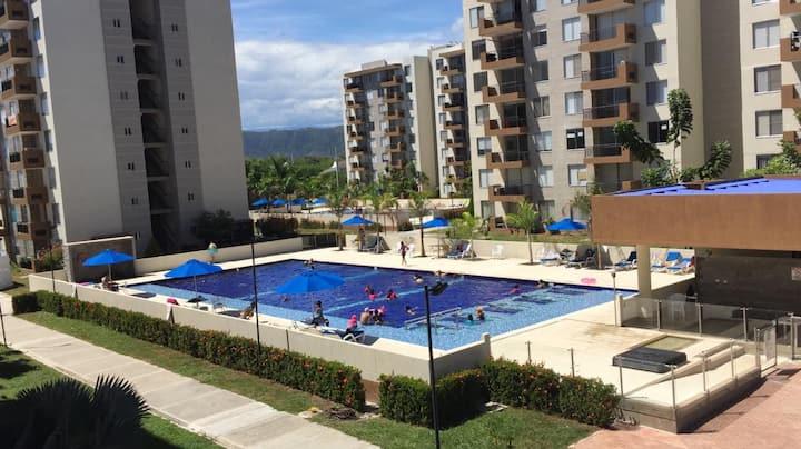 Apartamento Hacienda Peñalisa Ricaurte-Girardot