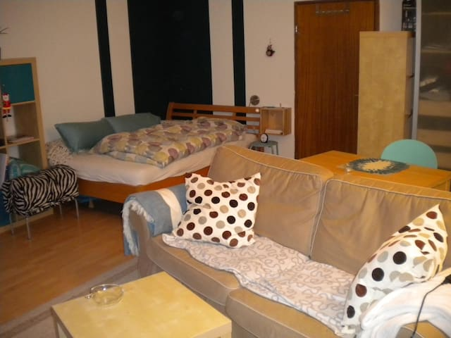 Zentrale moderne Messewohnung - Hannover - Appartement