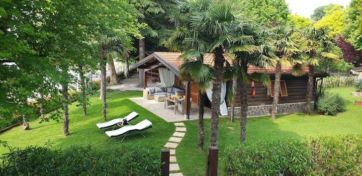 Villetta Benaco Superior direkt am Gardasee