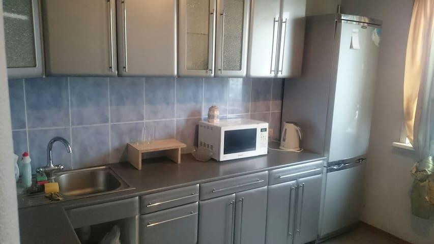 М.Теплый Стан.Уютная квартира. Wife - Москва - Apartmen
