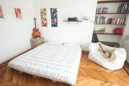 Bright and cozy room in the center - Turin
