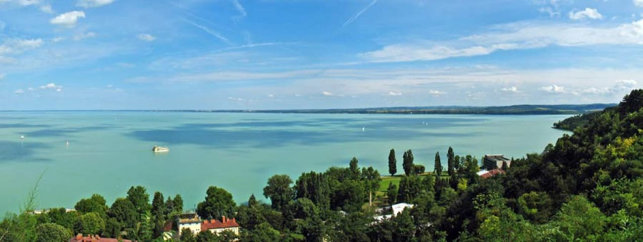 The Good Place near Balaton