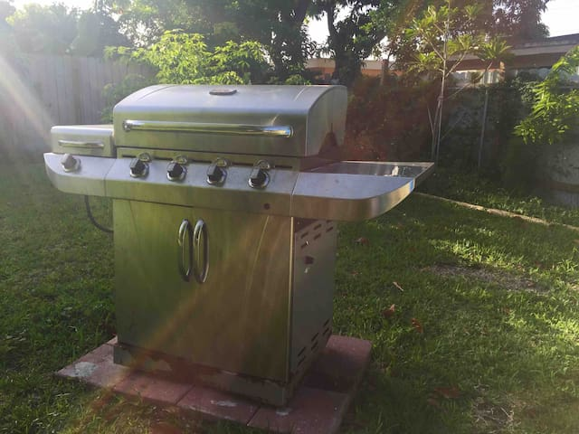 Your BBQ