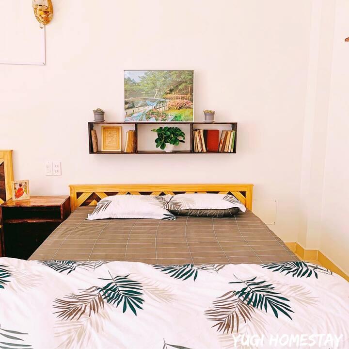 YuGi Homestay Cosy Room 2- Central in Da Lat City