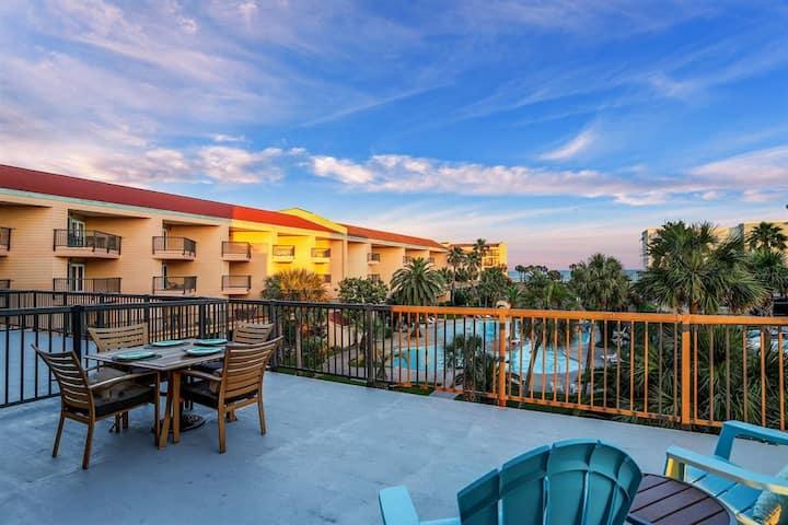 Sunset-Luxury, GULFVIEW, Perfect Getaway...