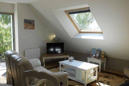 """""""LES AGAPHANTES  """"    Appartement de vacances - La Vicomté-sur-Rance"""