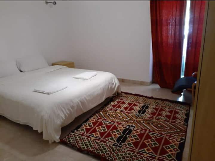 Appartment with sea viow شقة كبيره مطله للبحر 💕🌺