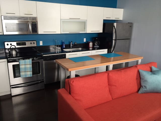 NEW!! 1 Bedroom By the Ocean! - Miami Beach - Apartament