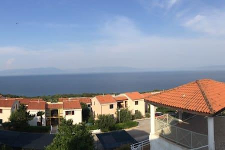 Koromač - beautiful view of the sea - Ravni