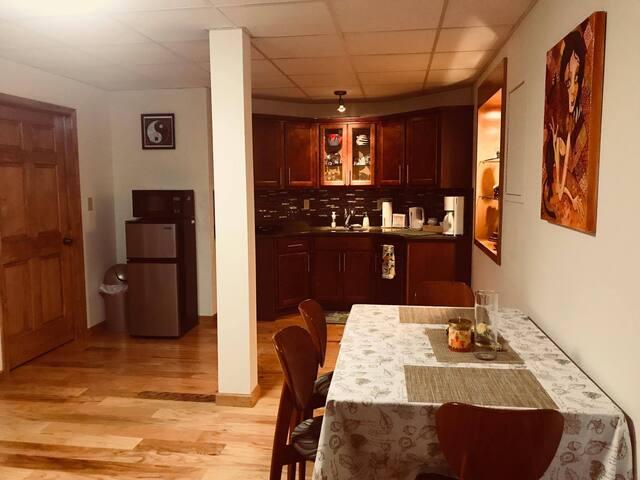 Beautiful Private One bedroom in Pocono, PA.