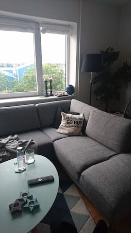 Modern & a perfect view - Aalborg - Apartament