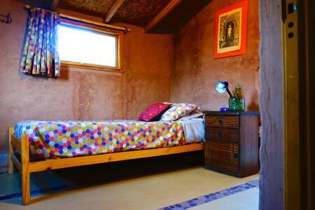 Habitación en casa Cajú / Room in Cashew house