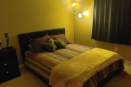 Relaxing and Quiet Single Bedroom & Bath