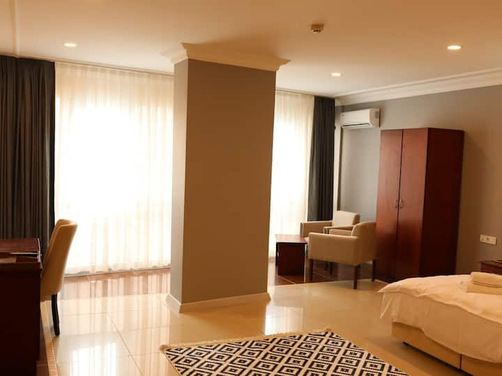 Lysa Hotel - Standart King Oda