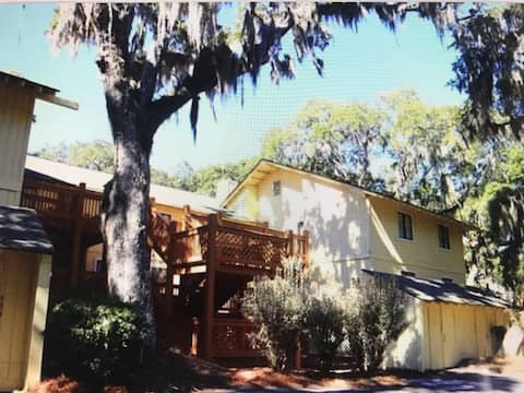 Edisto Beach Resort condo in Wyndam