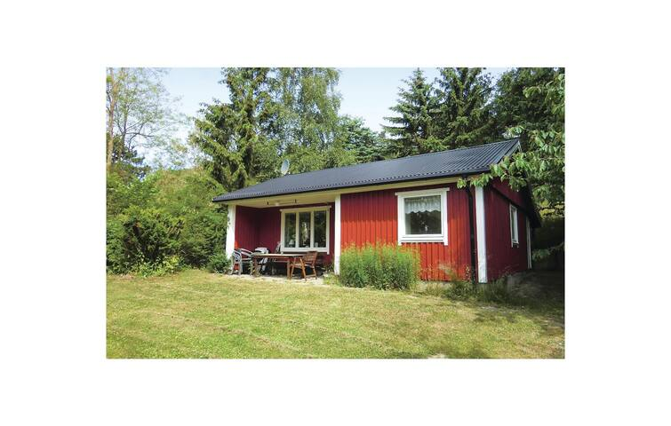 Holiday cottage with 2 bedrooms on 60m² in Löderup