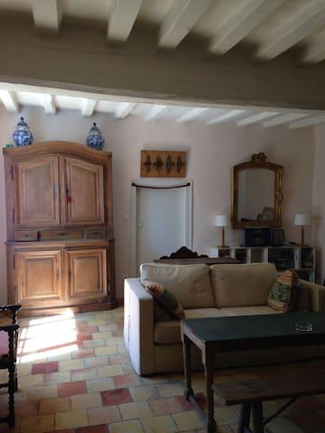 Maison de village dans le Perche - Moncé-en-Saosnois